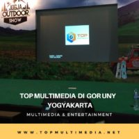Top Multimedia di GOR UNY Yogyakarta