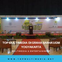 TOP MULTIMEDIA DI GSP UGM YOGYAKARTA