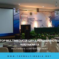 TOP MULTIMEDIA DI HOTEL GRIYA PERSADA